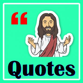Quotes Jesus Christ poster
