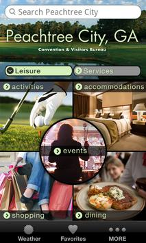 The Peachtree City App poster