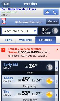 The Peachtree City App apk screenshot