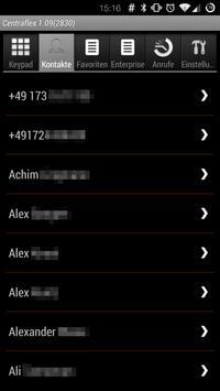 Centraflex Remote apk screenshot