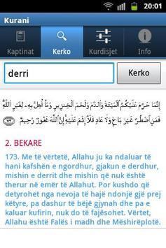 Kurani shqip apk screenshot