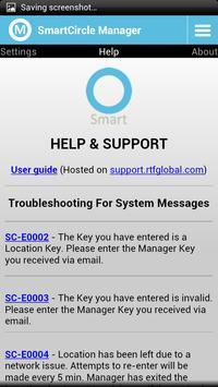 SmartCircle Manager apk screenshot