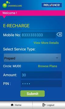 Reliance ChannelCare apk screenshot