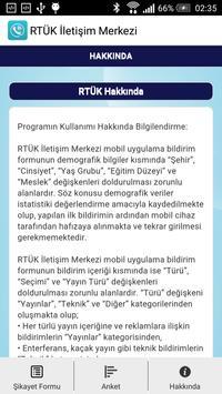 RTÜK İletişim Merkezi apk screenshot