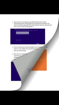 Tutorial Install Windows 10 apk screenshot
