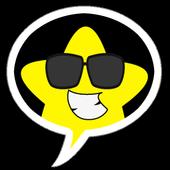 Rocking Stickers icon