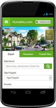 Rumahku.com poster