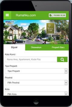 Rumahku.com apk screenshot