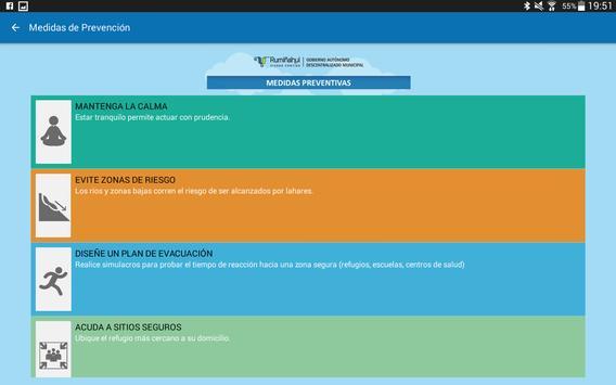 Emergencia Cotopaxi apk screenshot