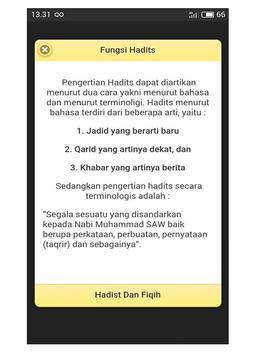 Kitab Hadist Dan Fiqih apk screenshot