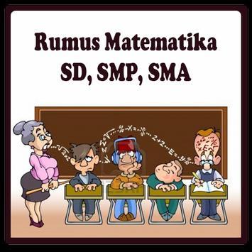 Rumus Matematika SD SMP SMA apk screenshot
