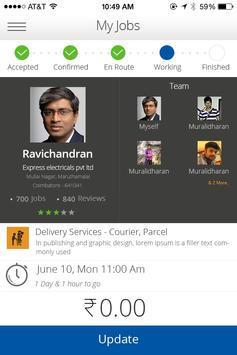 RB Provider- For Professionals apk screenshot