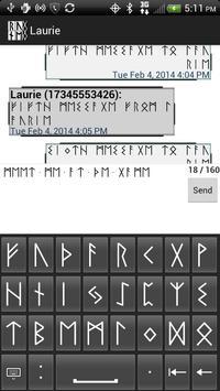 Rune (Text Messaging) apk screenshot
