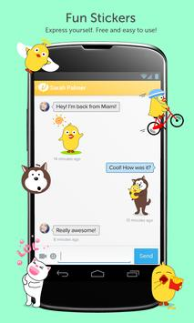 Vtalkie apk screenshot