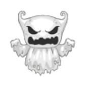 Ghost SMS icon
