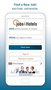 Jobs4Hotels apk screenshot