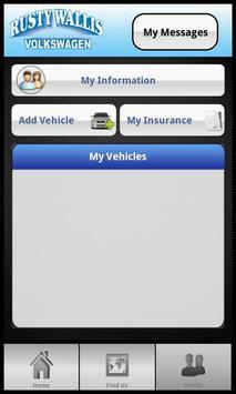 Rusty Wallis Volkswagen apk screenshot