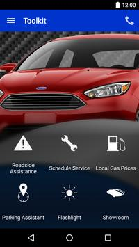 Rusty Eck Ford DealerApp poster