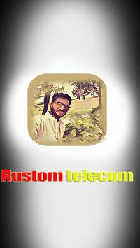 Rustom Telecom apk screenshot