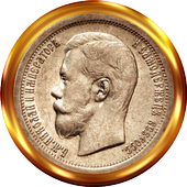 Coins Russia icon