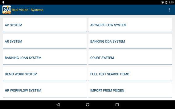 Real Vision Mobile apk screenshot