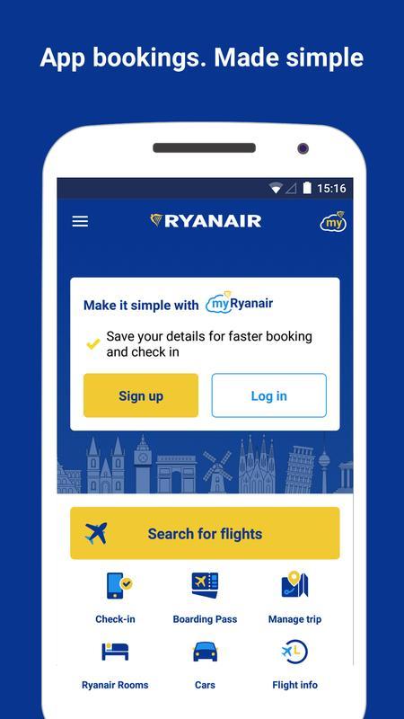 ryan aur check in reisepass