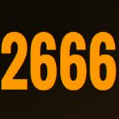 2666 libri,poesie,romanzi icon