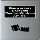 Cineworkers Act, 1981 icon