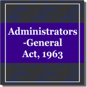 Administrators-General Act1963 icon