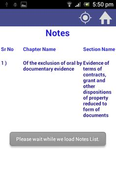 IEA - Indian Evidence Act 1872 apk screenshot