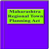 Maharashtra Town Planning Act icon