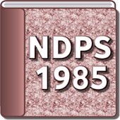 Narcotic Drugs Act 1985 icon