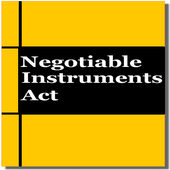 Negotiable Instruments Act1881 icon