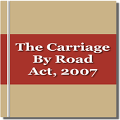 The Carriage by Road Act 2007 icon