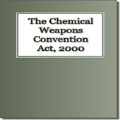 Chemical Weapons ConventionAct icon