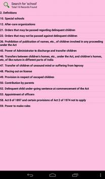The Children Act 1960 apk screenshot
