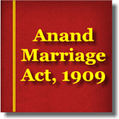 The Anand Marriage Act 1909 icon