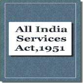 The All India Services Act1951 icon