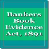 The Bankers Books Evidence Act icon