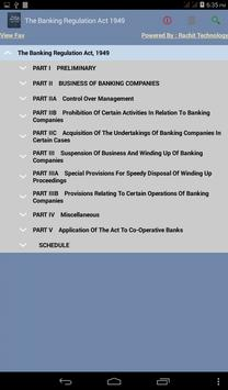 The Banking Regulation Act poster