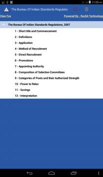 Bureau Of Indian Regulations poster