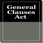 The General Clauses Act, 1897 icon