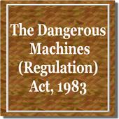 The Dangerous Machines Act1983 icon