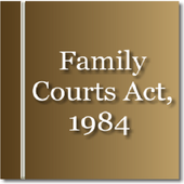 The Family Courts Act 1984 icon