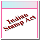 The Indian Stamp Act 1899 icon