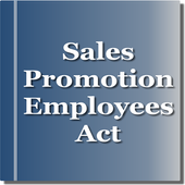Sales Promotion Employees Act icon