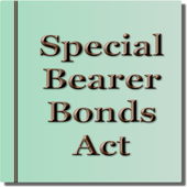 Special Bearer Bonds Act 1981 icon
