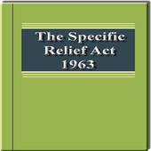 The Specific Relief Act 1963 icon