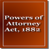 Powers of Attorney Act 1882 icon