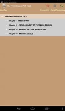 The Press Council Act 1978 poster
